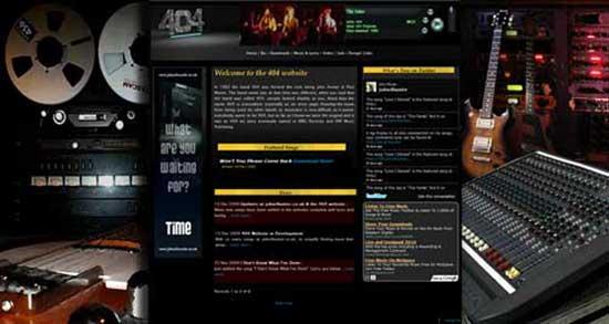 404 Music