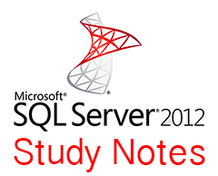 SQL Study Notes